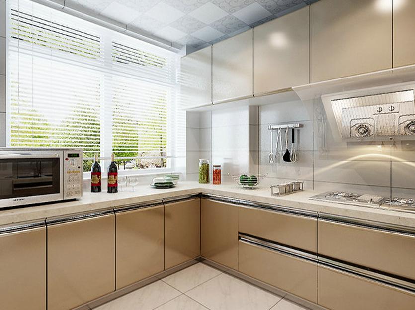 烟台家庭装修效果图—11.5万打造十里洋房140平田园风格